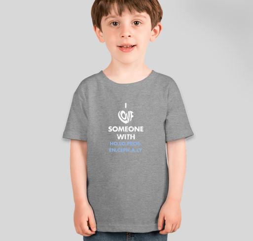 Together in HoPE Fundraiser - unisex shirt design - front