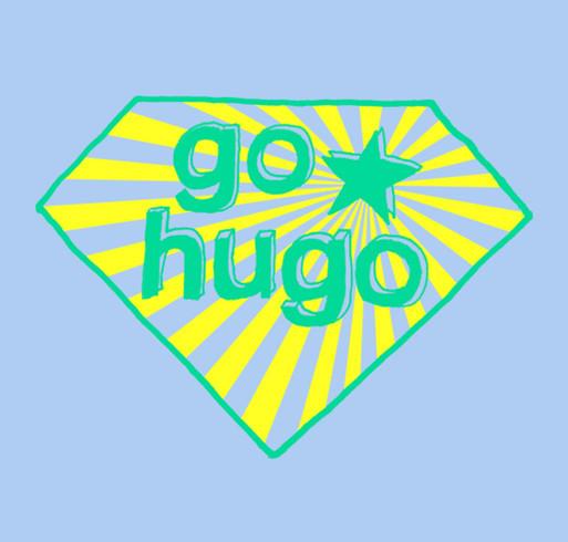 Go Hugo! shirt design - zoomed