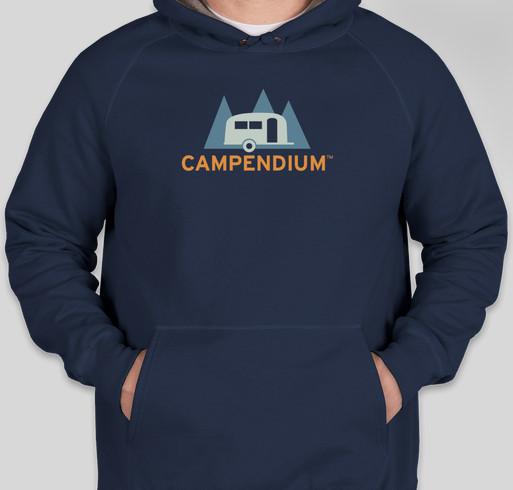 Campendium Fundraiser Fundraiser - unisex shirt design - front
