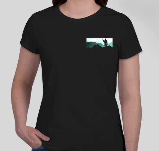 Moving the Mountains that Few in Congress are Willing to Move Fundraiser - unisex shirt design - front
