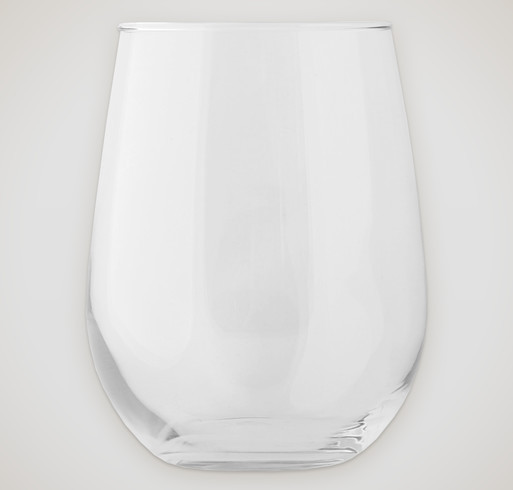 17 oz. Stemless Wine Glass - Selected Color