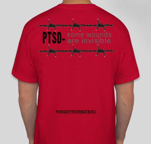 Theta Chi Fraternity Kappa Beta Chapter's Second annual PTSD