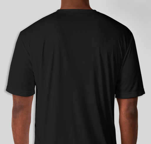 Cascade Orienteering Club Hoodies/Shirts Fundraiser - unisex shirt design - back