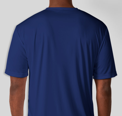 Pershing School (Orlando, FL) Spirit Store Fundraiser - unisex shirt design - back