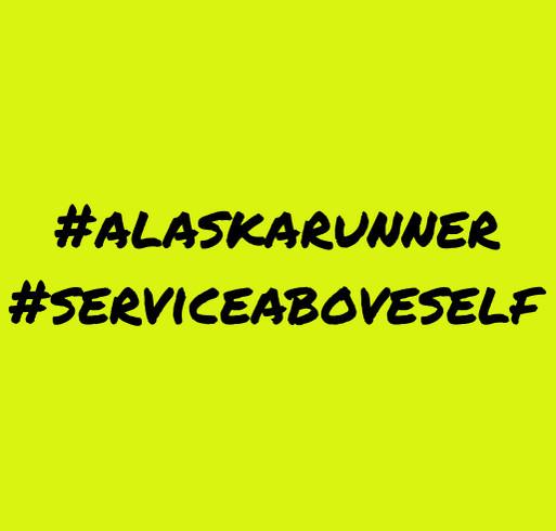 2020 Annual Chena River (Virtual) Run - Rotary Club of Fairbanks, Alaska shirt design - zoomed