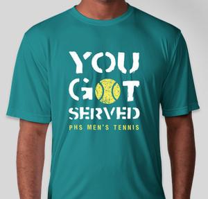 Tennis shirt design ideas