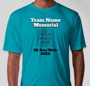 team name memorial