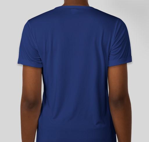 #AlyssaWins Fundraiser - unisex shirt design - back