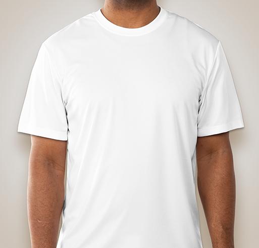 Hanes Cool Dri Performance Shirt - White