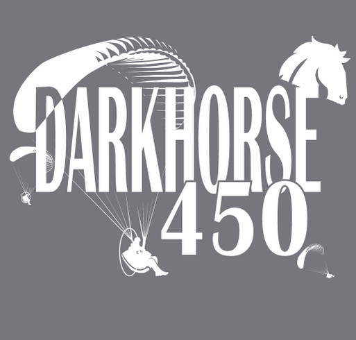 Darkhorse 450 shirt design - zoomed