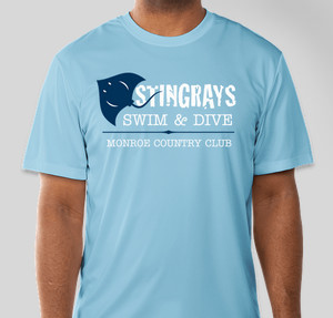 Stingrays Swim & Dive