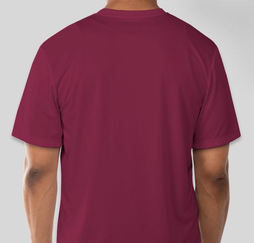 ScoutsBSA Troop 201 T-Shirts Fundraiser - unisex shirt design - back