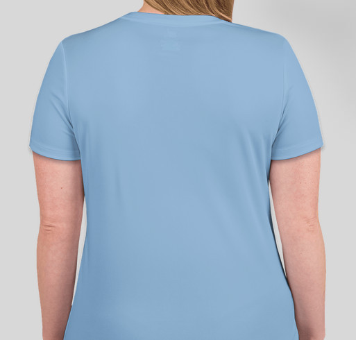 Big Fluffy Dog Rescue T-Shirts Fundraiser - unisex shirt design - back