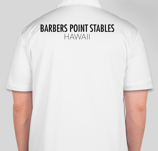 Barbers Point Stables: Battle of Midway 76th Commemoration Fundraiser - unisex shirt design - back