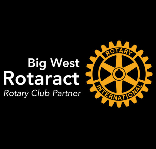 The Ultimate Big West Rotaract Polos shirt design - zoomed
