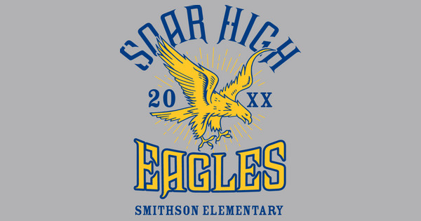 Soar High Eagles
