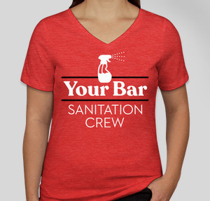 bar sanitation crew