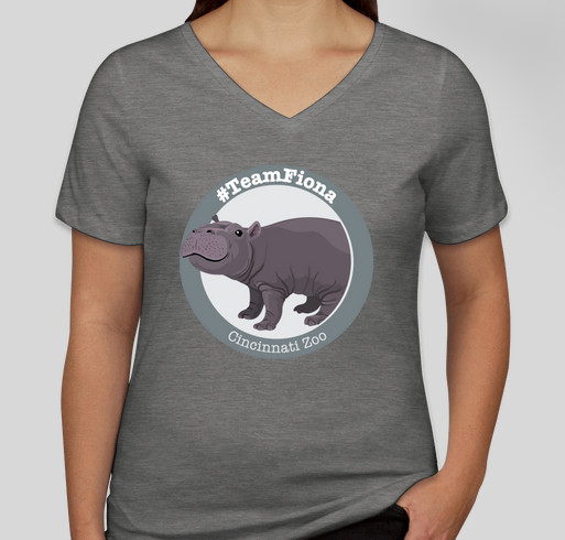 Cincinnati Zoo Amp Botanical Garden Teamfiona Shirts