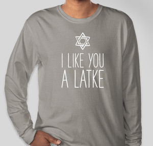 like you a latke