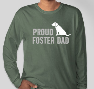 Proud Foster Dad