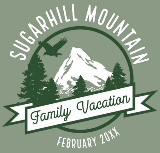 Family Vacation design idea