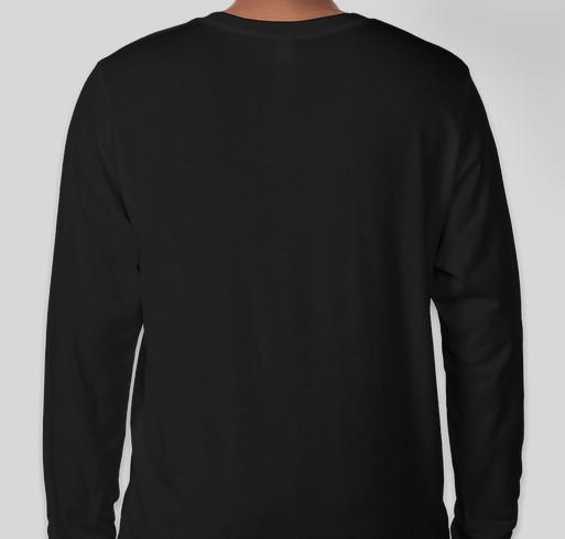 The Equality Coalition Fall Fundraiser Fundraiser - unisex shirt design - back