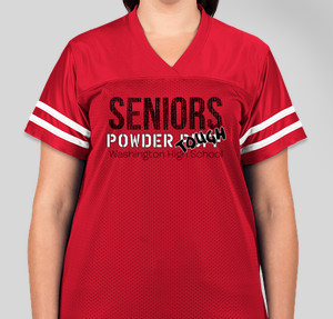 Seniors Powder Tough