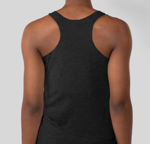 Black Lives Matter - Skulls For Justice #13 - Presented by Gerry Conway Fundraiser - unisex shirt design - back