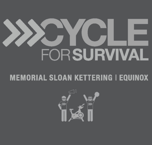 Cycle for Survival Tank Custom Ink Fundraising
