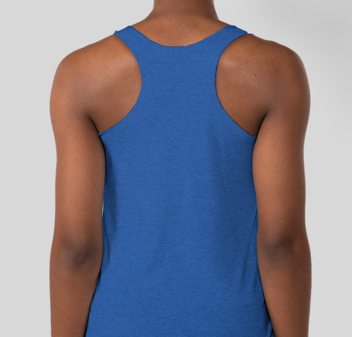 Summer Boxer Haven Swag Fundraiser - unisex shirt design - back