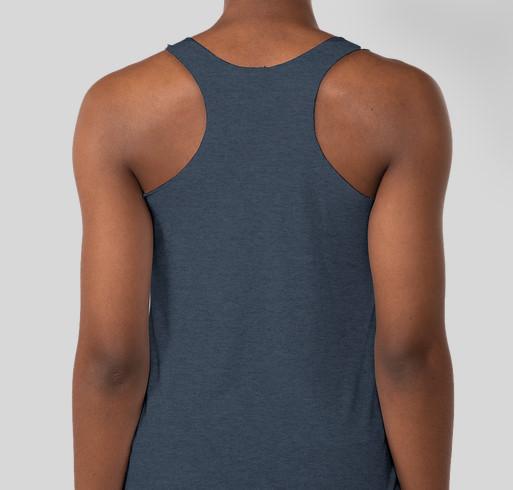 International Owl Awareness Day 2020 Fundraiser - unisex shirt design - back