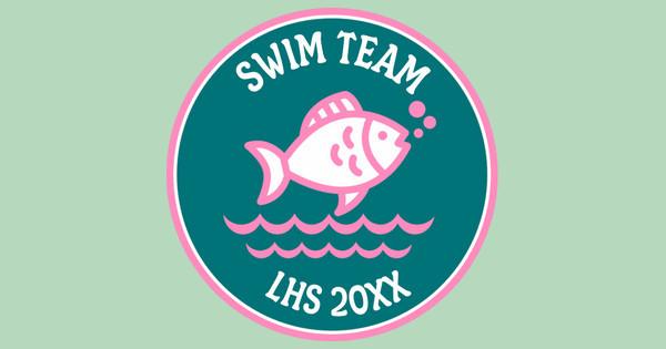 Fish Swim Team