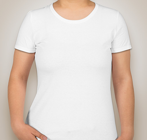 Fruit of the Loom Ladies 100% Cotton T-shirt - White
