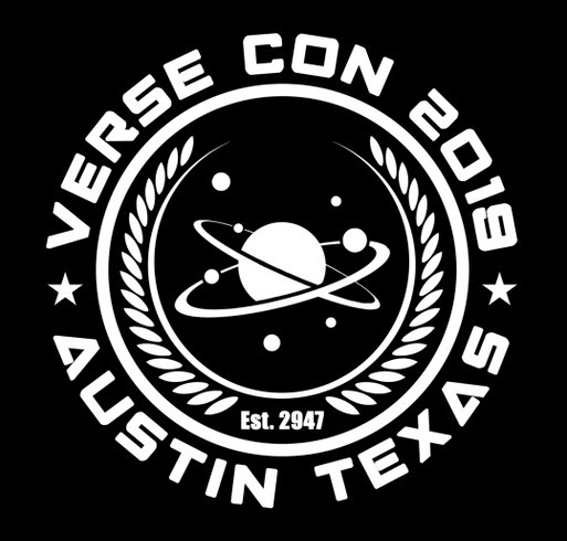 VerseCon 2019 shirt design - zoomed