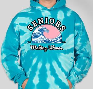 Seniors Making Waves