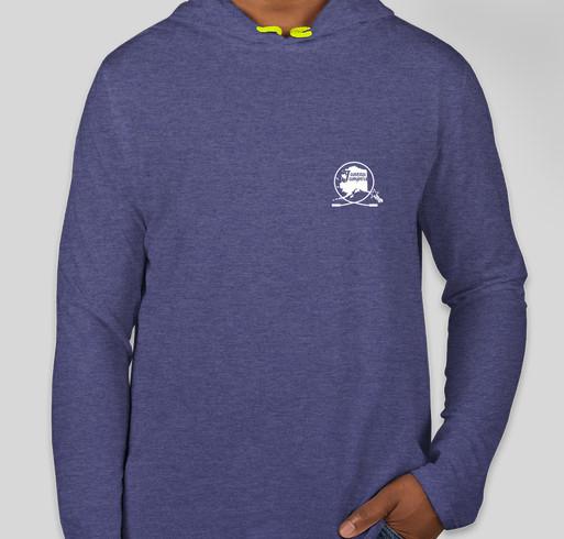 Juneau Jumpers, Inc. Fundraiser - unisex shirt design - front