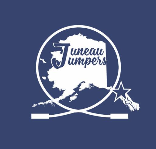 Juneau Jumpers, Inc. shirt design - zoomed