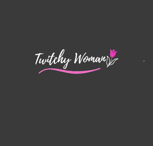 Twitchy Woman t-shirts are back for 2 weeks only! shirt design - zoomed