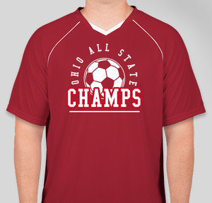all state champs - Soccer T Shirt Design Ideas