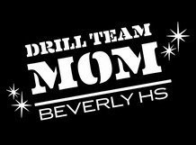 Drill Team Mom