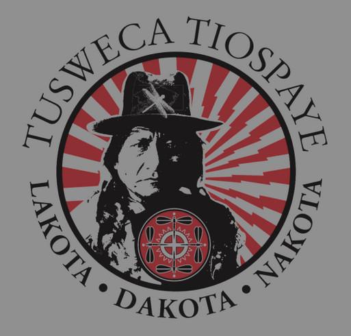 Lakota Dakota Nakota Summit Gear shirt design - zoomed