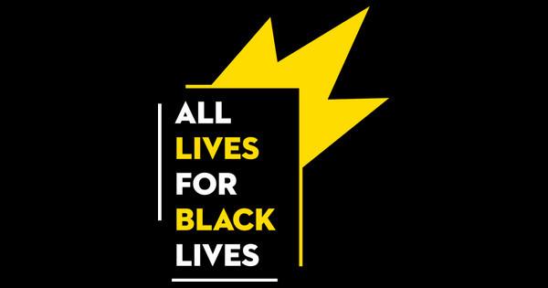 All lives for black lives