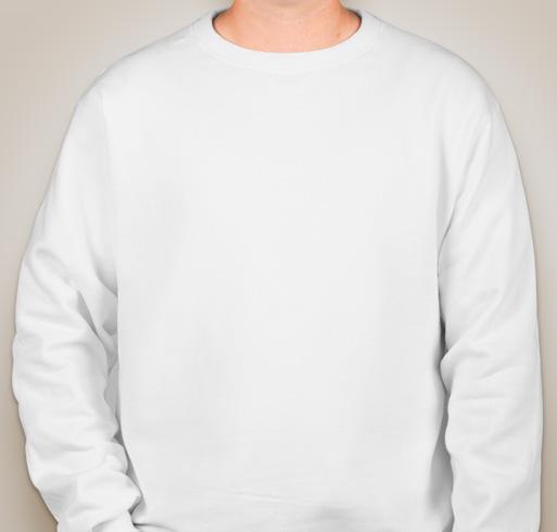 Champion 50/50 Eco Crewneck Sweatshirt - White