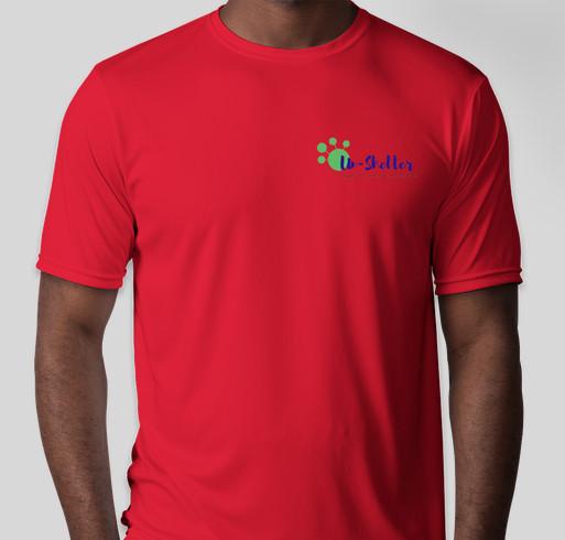 The Un-Shelter Winter 2020 Merch Sale Fundraiser - unisex shirt design - front