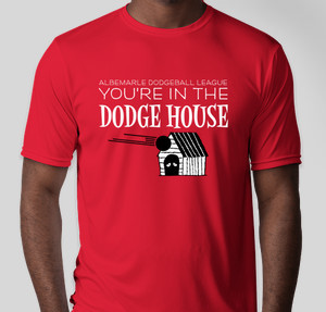you're in the dodge house
