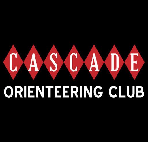 Cascade Orienteering Club Hoodies/Shirts shirt design - zoomed