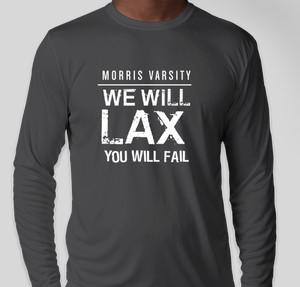 We Will Lax