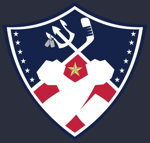 Warrior for Life Fund is dedicated to supporting active duty, retired veterans, and their families shirt design - zoomed