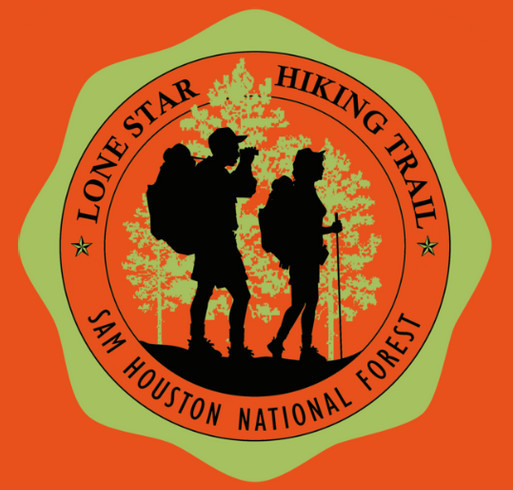 Support the Sam Houston Trails/Hiking Element shirt design - zoomed