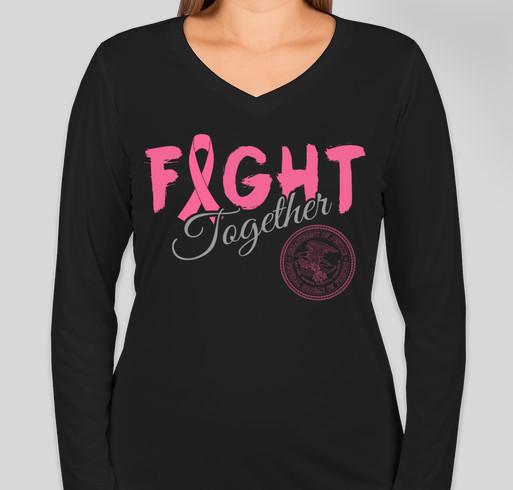 214de4666 FPC Pensacola - Breast Cancer Awareness Shirts Fundraiser - unisex shirt  design - front